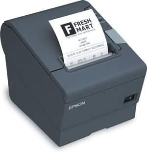 Impressora Não Fiscal Epson TM-T88V USB/Serial