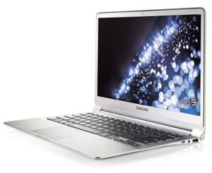 Notebook Samsung NP900X3D Silver 13,3in i5 3317M 4GB 128GB SSD W7
