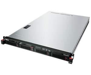 Servidor Lenovo RD540 Intel E5-2620V2, 8GB, 1x500GB Sata, 2 Fontes Redundantes