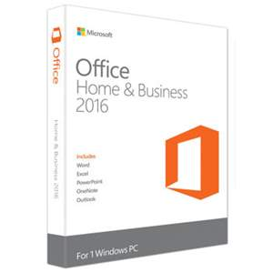 Office Home & Business 2016 - FPP
