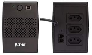Nobreak Eaton 5E - 850VA, 230V